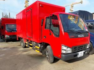 Xe tải isuzu 1.9 tấn bửng nâng trả góp giao xe ngay.