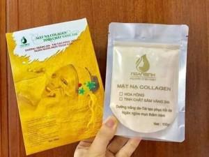 Mặt Nạ Collagen 24K