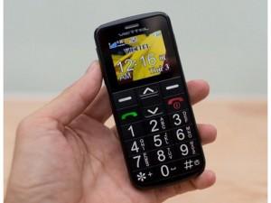 Điện thoại người già viettel v6216i