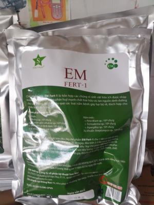 Vi sinh ủ phân compost EM FERT 1
