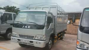 xe tải Jac 4.95T hỗ trợ vay lãi suất thấp.