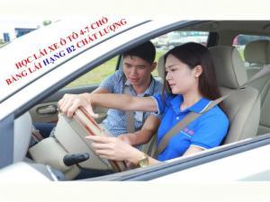 Học Bằng Lái Xe Uy Tính