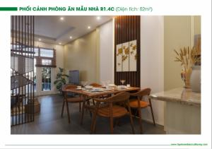 Mở bán Nhà khu dân cư Cát Tường Phú Sinh - 52m2 / Giá  Hấp Dẫn