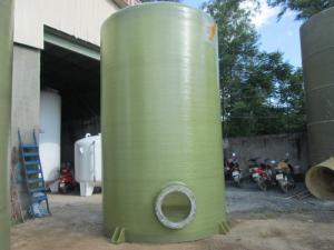 Bồn nhựa composite FRP chứa nước sạch