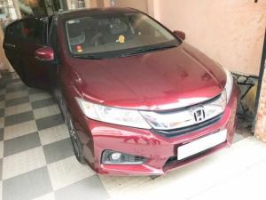 Cần bán Honda city 2016 - Đỏ - 16000Km