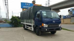xe tải hyundai hd 700 nhập khẩu 3 cục tải trọng 7 tấn .
