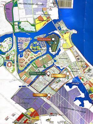 Chỉ 50tr/nền chọn ngay vị trí đẹp dự án mới Tây Bắc Đà Nẵng, KĐT xanh thông minh đa tiện ích Dragon