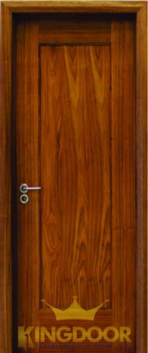 Cửa gỗ đẹp MDF melamine KD.M1R4