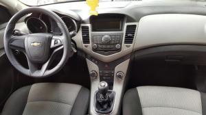 Bán Chevrolet Cruze LS 1.6MT số sàn 2015 màu bạc mới 90%