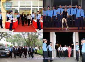 Cần tuyển bảo vệ làm việc tại TPHCM