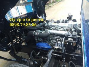 Xe jac 4T95 tiện nghi, rộng rãi