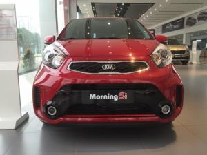 KIA Morning Si 2017 giá 357 triệu, chỉ 62 triệu có xe ngay, hỗ trợ vay 100% giá xe!