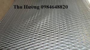 Chuyên sản xuất lưới thép kéo dãn, lưới thép hình thoi dầy 2 ly, 3 ly, 4 ly