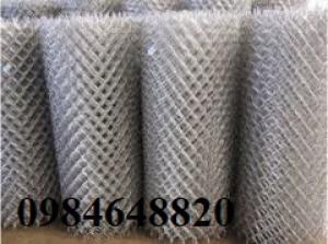 Chuyên sản xuất lưới thép B40 mạ kẽm, lưới B40 bọc nhựa giá rẻ nhất miền bắc