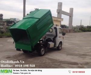 ==> Xe gom rác nhỏ gọn, giá thành rẻ ==> Rất tiện dụng và giá rẻ