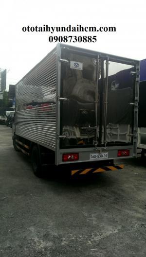 xe tải đô thành iz49 2.150 tấn thùng kín, có sẵn!!!