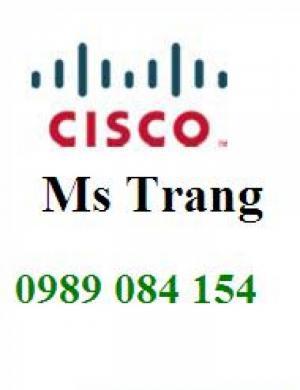 Phân phối Cisco WS-C3850-24T-L chính hãng, giá tốt nhất thị trường