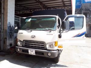xe đô thành  8 tấn nâng tải