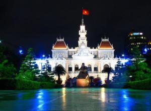 Lạng Sơn - Sài Gòn - Miền Tây - Vũng Tàu