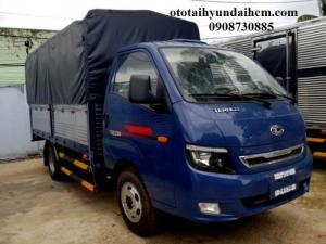 Hàng mới ! xe tải tera 190 với tải trọng 1.9 tấn máy hyundai nhập
