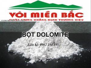 Dolomite cải tạo đất trồng