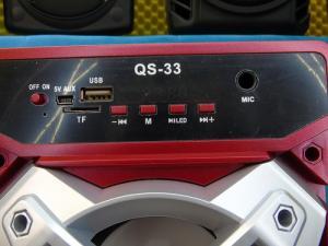 Loa Bluetooth QS-32
