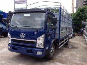 Mua xe tải Faw 7.3 tấn | xe tải faw 7t3 ( faw 7.3T ) trả góp | giá xe tải faw 7 tấn 3 đóng sẵn thùng.