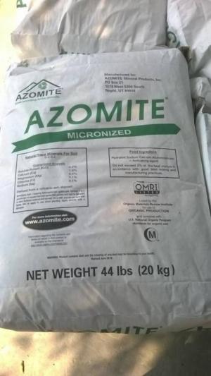Khoáng Mỹ ( Azomite - Khoáng Trộn Dạng Bột):