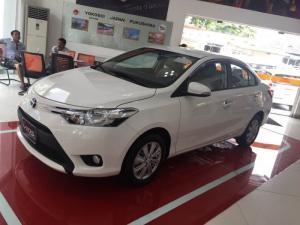 Mua Toyota Vios 1.5E Nhận Ngay Thẻ Mua Sắm Thông Minh