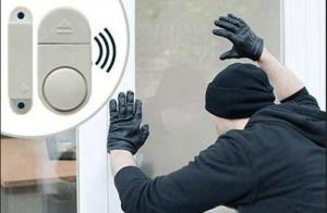 Combo 2 chuông báo chống trộm