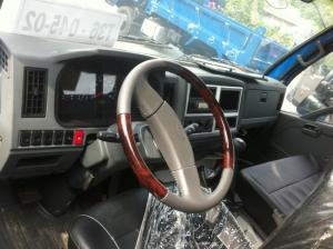 Nội thất Xe tải Huyndai HD800