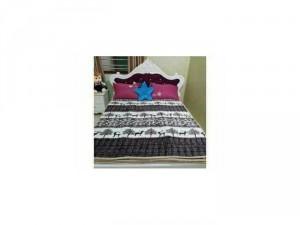 Thảm nhung trải giường 3D