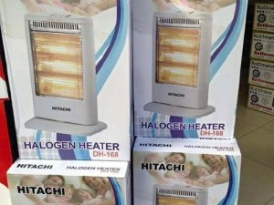 Quạt sưởi 3 bóng Hitachi