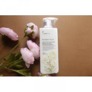 Sữa dưỡng thể hương nước hoa làm trắng da perfume seed white peony body milk