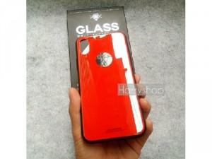 Ốp Iphone X mặt sau là kính cường lực 9H