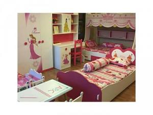 Căn phòng đẹp của bé