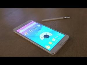 Samsung Note 4 Trắng