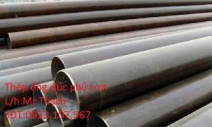 End Thép ống đúc phi 140 ống thép đúc đen nhập khẩu sch40 phi 140 ống thép đúc mạ kẽm d125