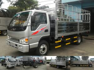 Xe tải JAC 4.9 Tấn