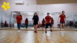 Chiêu sinh các lớp Shuffle Dance dành cho các bé từ 10 tuổi trở lên