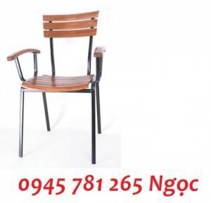 Bàn ghế cafe đa dạng mẫu mã
