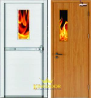 Cửa chống cháy (gỗ,thép)