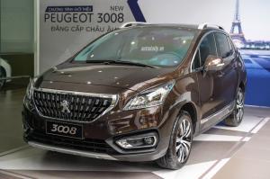 Kết hợp hài hòa giữa tính tiện nghi tuyệt vời cùng với trang thiết bị cao cấp, Peugeot 3008 mới là dòng xe thể thao, hiện đại, mãn nhãn ở mọi góc nhìn.