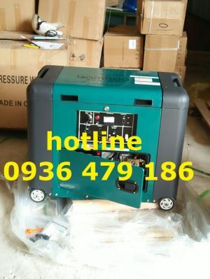 Nhà phân phối máy phát điện chạy dầu đề nổ 5kw, 7kw, 8kw..... cho các gia đình, nhà nghỉ,khách sạn...