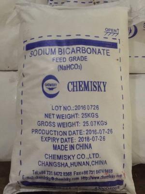 Sodium Bicarbonnate ( Soda lạnh)