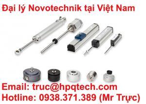 Đại lý Novotechnik tại Việt Nam