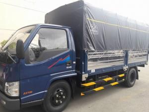 Xe tải IZ49 Đô Thành 2.5 Tấn Tặng Kèm 1 Thùng Dầu Khi Giao Xe