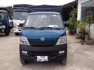 Mua xe tải veam star 870 kg chất lượng tốt  thùng tiêu chuẩn cao, Xe tải veam star 870kg thùng mui
