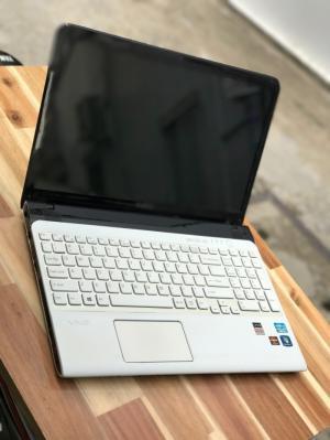 Laptop Sony Vaio SVE15, i5 3230M 4G 500G Vga rời 2G Đẹp zin 100% Giá rẻ