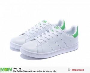 Giày Adidas Stan smith nam nữ bền êm nhẹ cao cấp